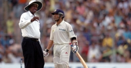 To err is human: Bucknor on wrongly giving Tendulkar out