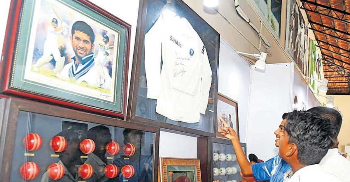 TC Mathew blames Jayesh George for missing Sachin memorabilia