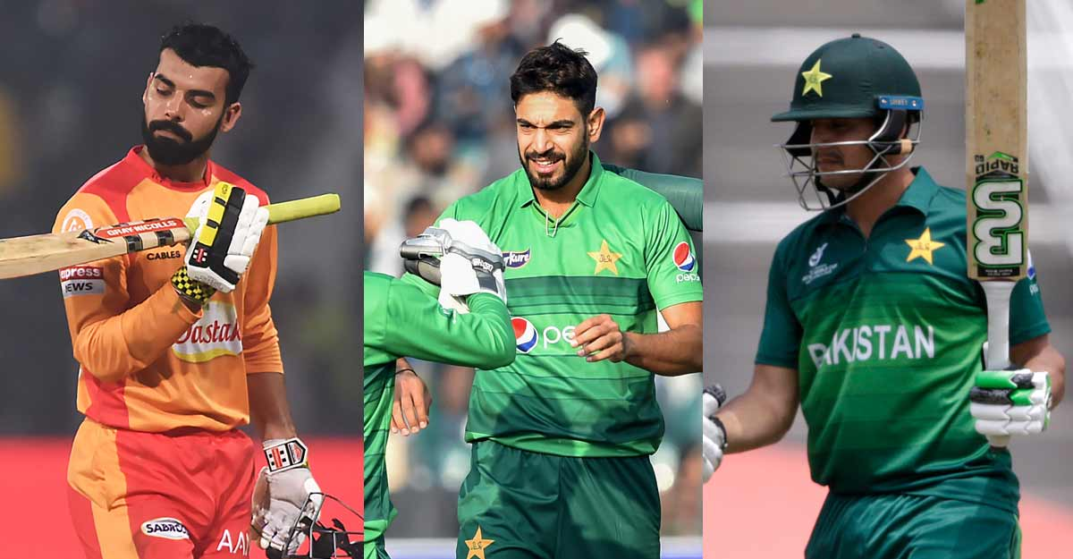 Three Pak cricketers test COVID-19 positive ahead of departure to England