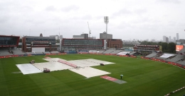 Rain forces abandonment of fourth day's play