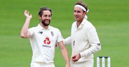 Broad, Woakes seal England's thumping win