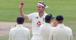 Broad was out there on a mission: Tendulkar