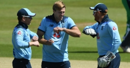 Willey, Billings star as England post emphatic win