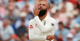 Moeen Ali left out of England squad for first Test