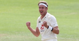 Considered retirement after Southampton snub: Broad