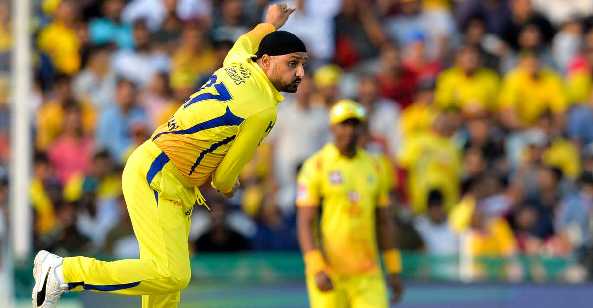 Contract with CSK over, says Harbhajan Singh ahead of IPL auction