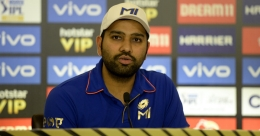 Rohit Sharma, four others recommended for Khel Ratna