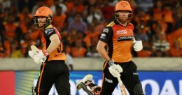 Sunrisers look strong despite shaky middle order