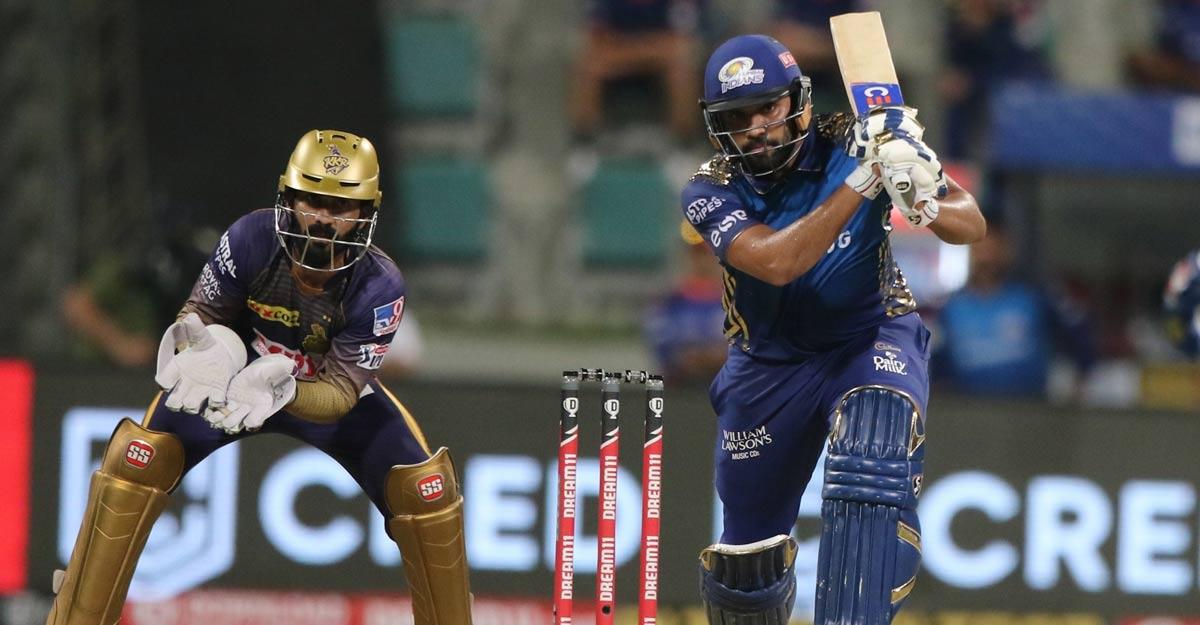 IPL 2020: Rohit dazzles as Mumbai Indians outplay KKR