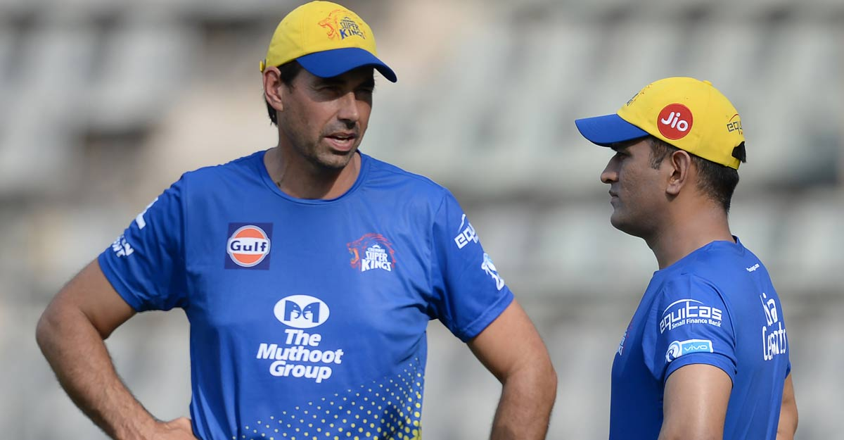 Fleming doesn't get much credit for consistency in selection: Dhoni