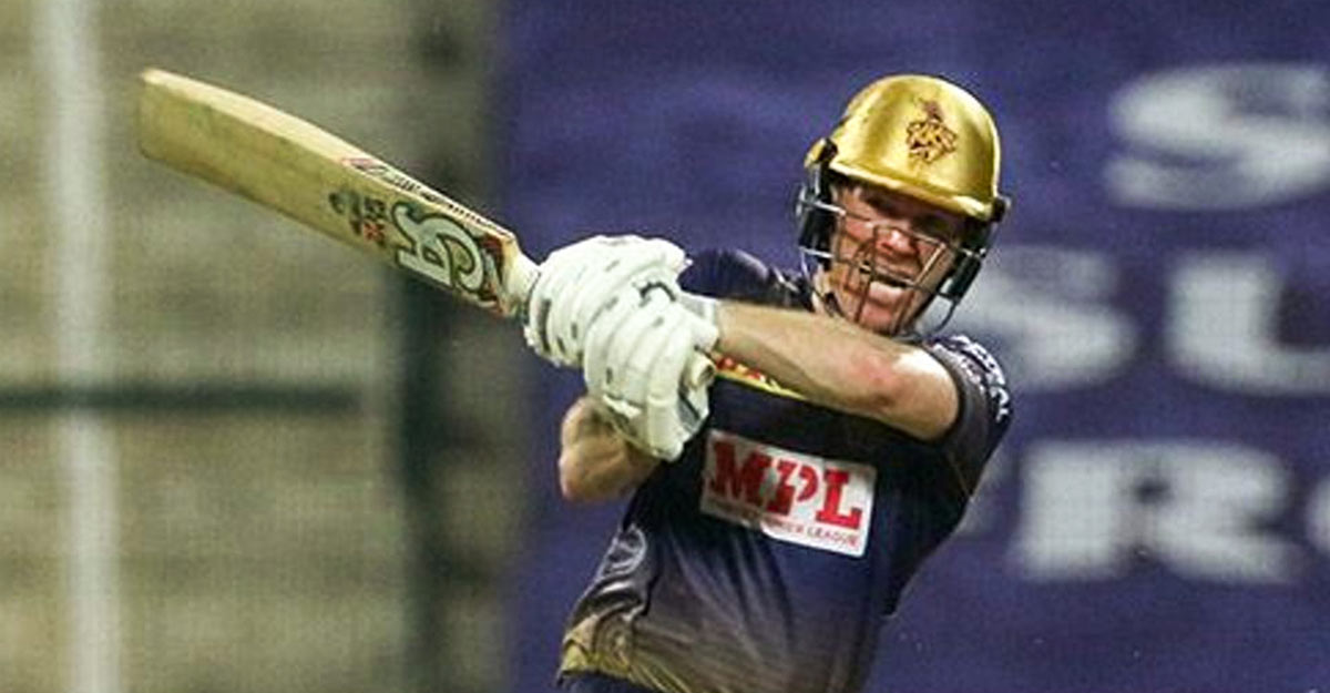 IPL 2020: Morgan to lead KKR as Karthik steps down