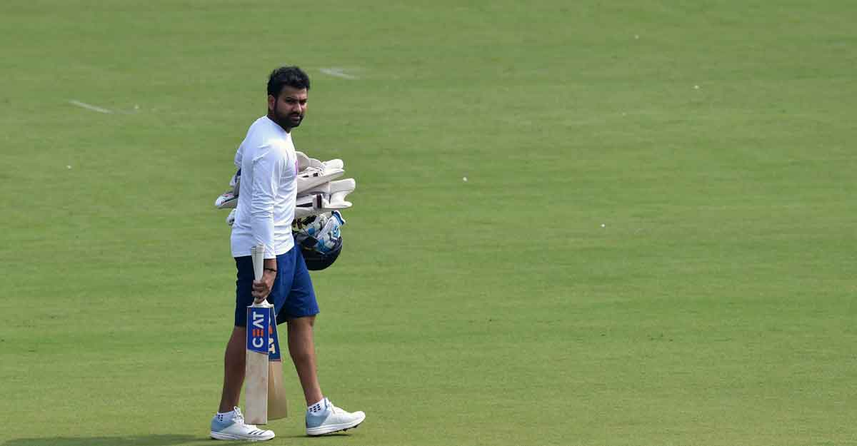 Rohit Sharma named vice-captain for last two Tests