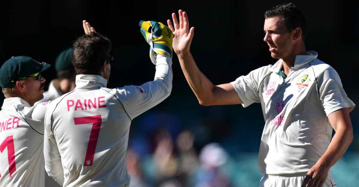 Sydney Test: Australia sniff win