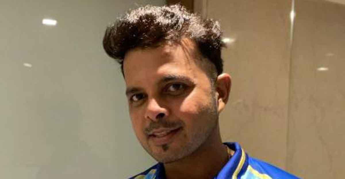 Sreesanth gets emotional after claiming wicket on return