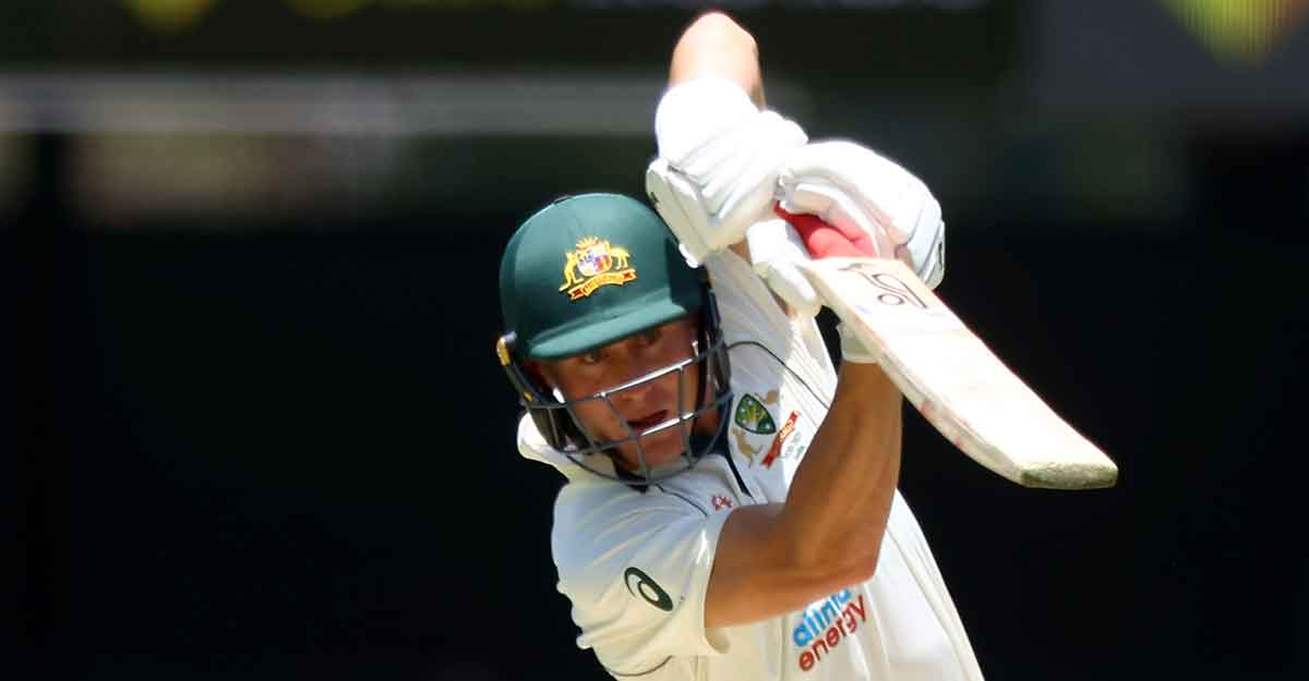 Brisbane Test:  Labuschagne ton puts Australia on top