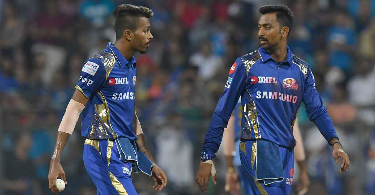 Pandya brothers' father dies