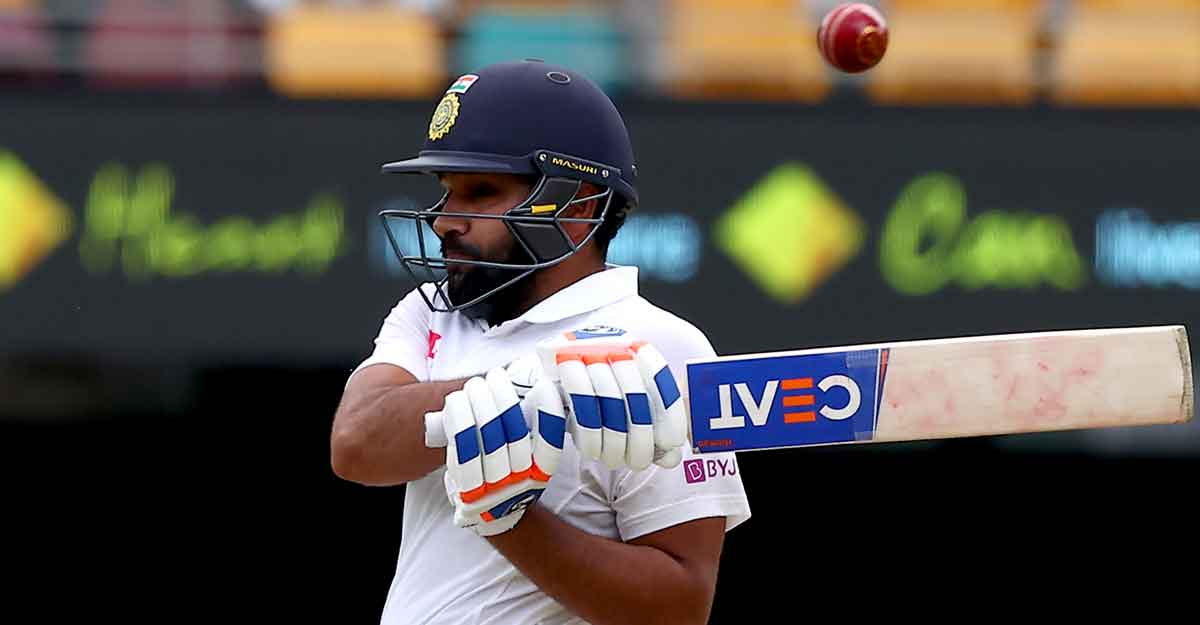No regrets about going after Lyon: Rohit Sharma