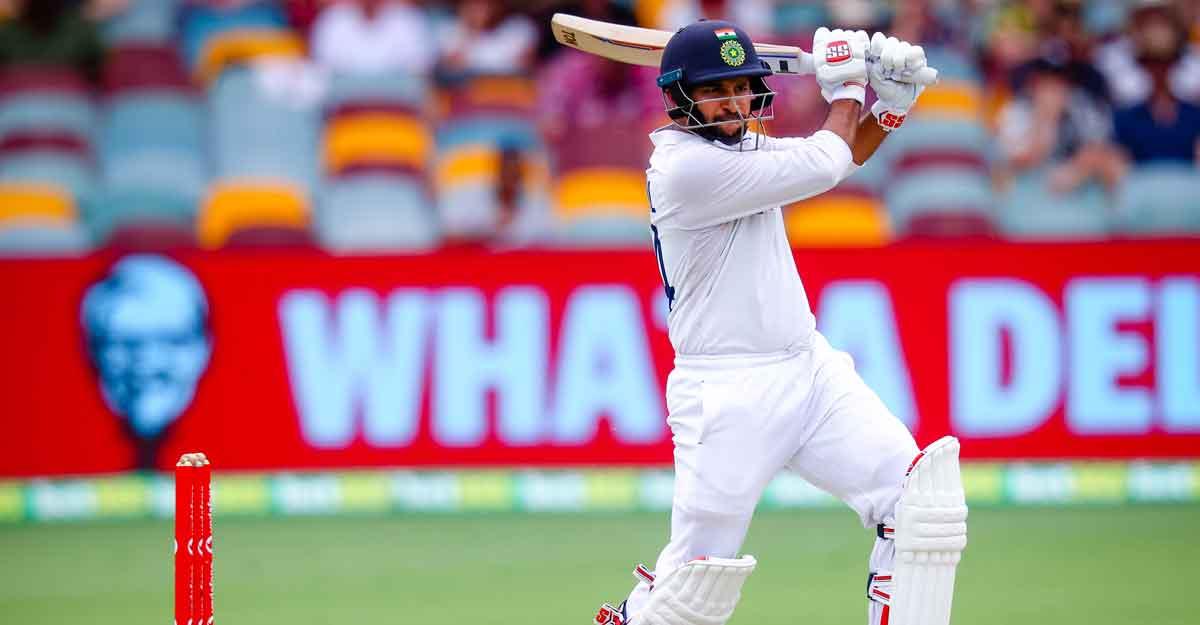 Brisbane Test: Sundar, Thakur lead Indian fightback