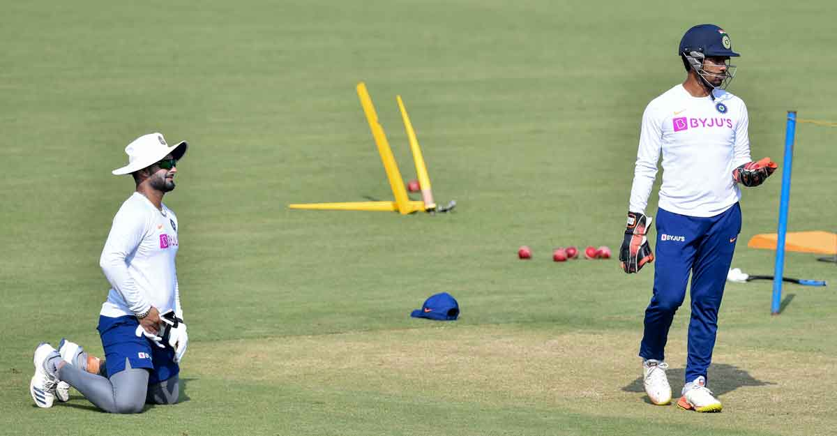No one learns algebra in Class I: Saha on Pant's struggles behind the stumps