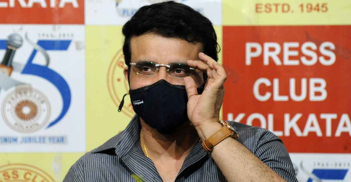 Sourav Ganguly hospitalised after complaining of chest pain