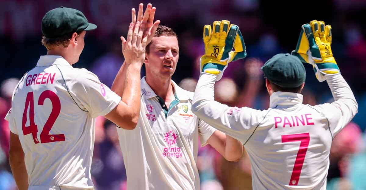 Sydney Test: Australia gain firm control on day three