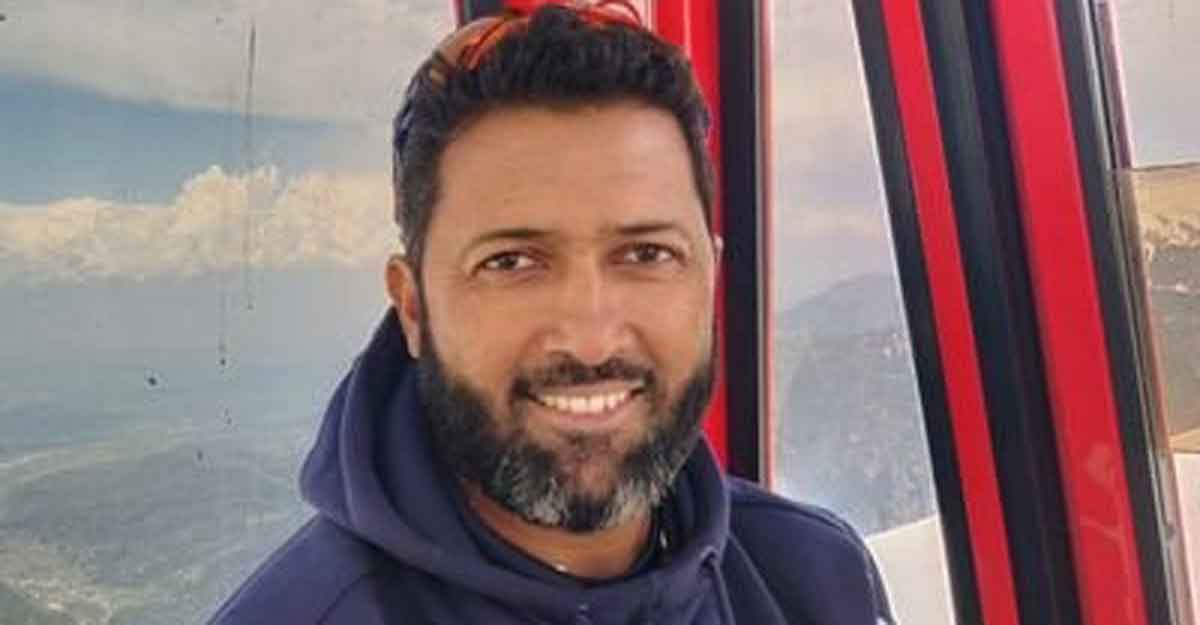 There was no communal angle to selection, clarifies Wasim Jaffer