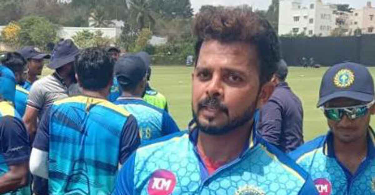 Hazare Trophy: Sreesanth, Sachin, Uthappa star as Kerala down UP