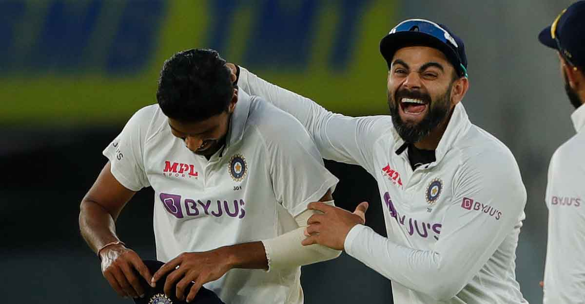 Cook slams Kohli's take on Motera wicket