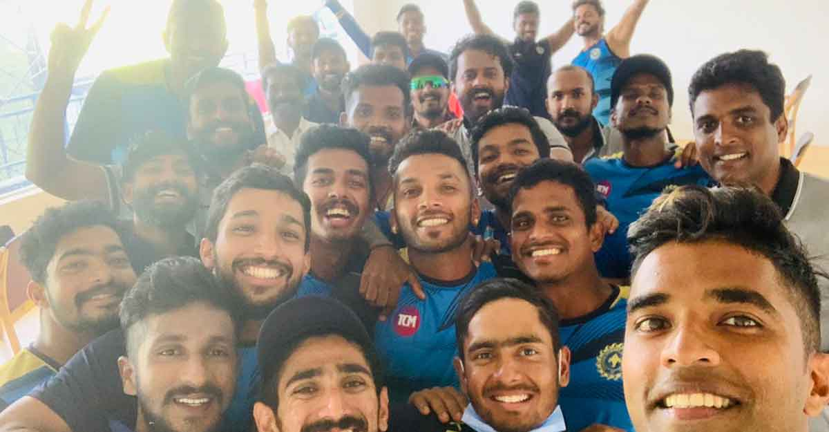 Hazare Trophy: Kerala eye history after sealing quarterfinal berth