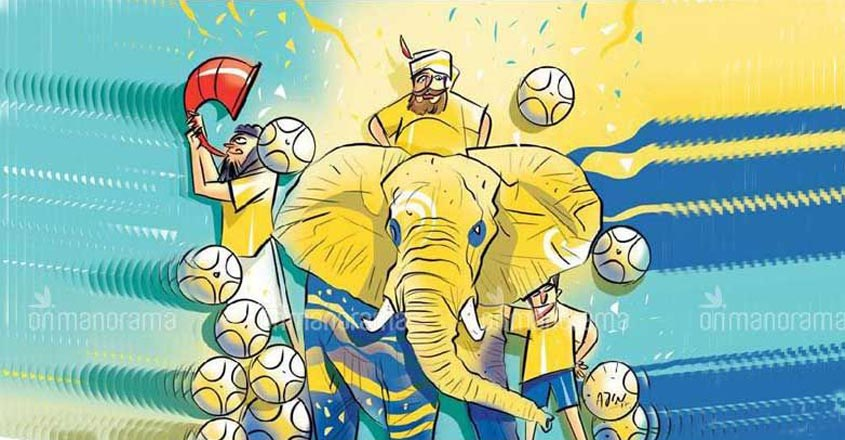 Manorama to give a ringside coverage of Kerala Blasters' ISL action