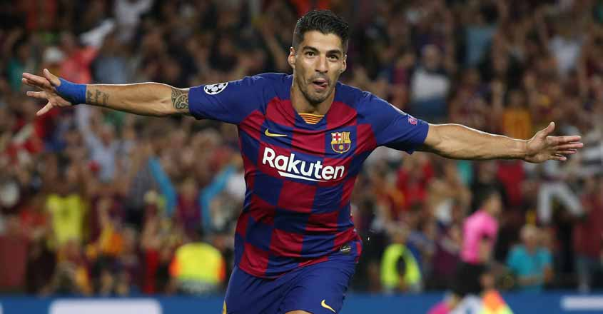 Suarez cuts Barca contract, agrees Atletico terms: reports