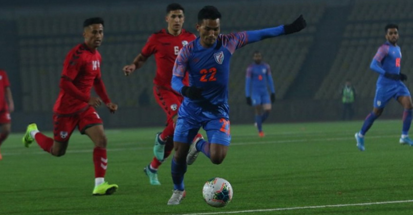 FIFA WC Qualifier: Injury-time goal saves India against Afghanistan
