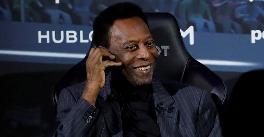 Brazil football legend Pele discharged from hospital