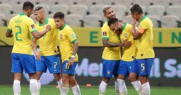 Qatar 2022 World Cup qualifiers: Brazil hammer Bolivia