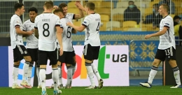 Nations League: Germany down Ukraine for maiden win