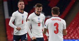 Nations League: England rally past Belgium