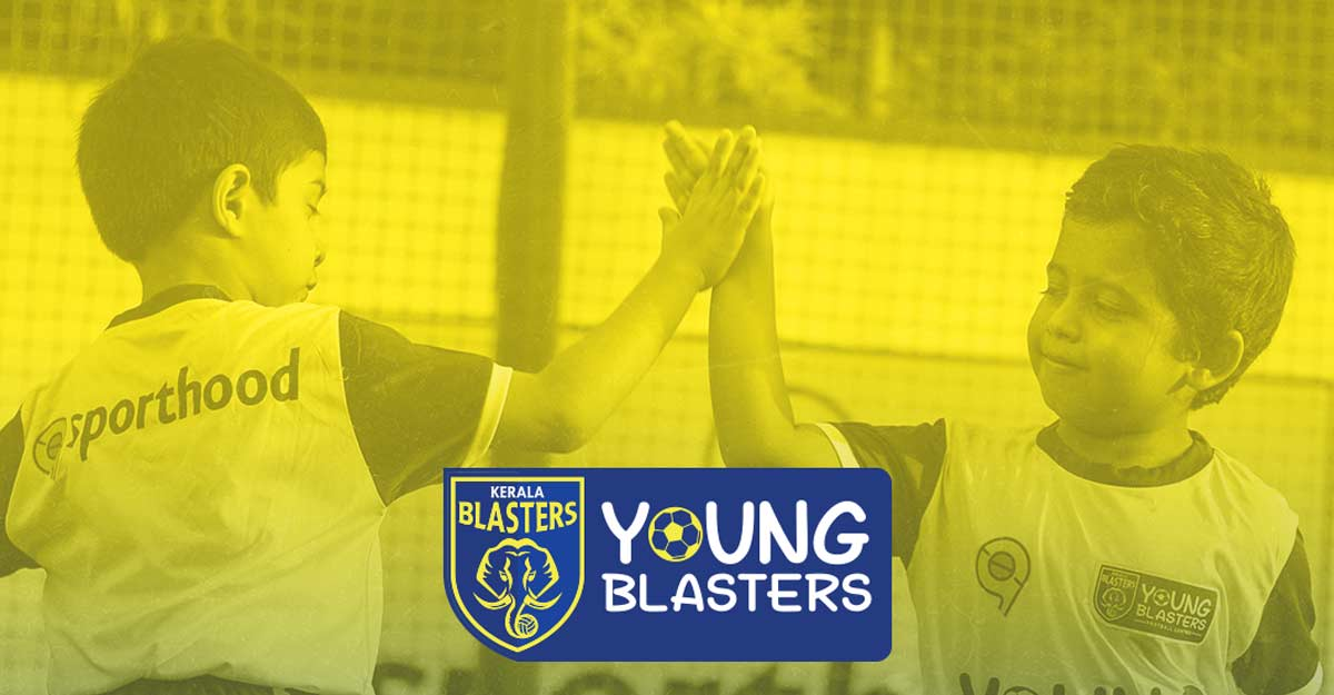 Kerala Blasters join hands with Sporthood for grassroots initiative