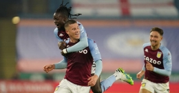 Premier League: AstonVilla maintain perfect record with stoppage-time winner