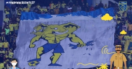 ISL: Kerala Blasters announce banner contest for fans