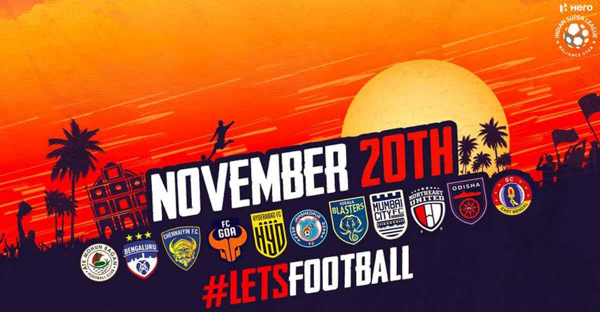 ISL to begin on November 20