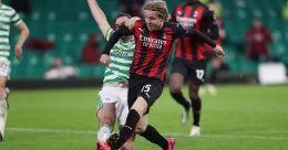 Europa League: AC Milan down Celtic; Alkmaar stun Napoli