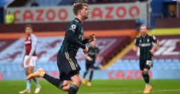 Bamford scores hat-trick as Leeds end Villa's perfect record