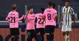 Champions League: Barcelona score maiden win over Juventus in Turin