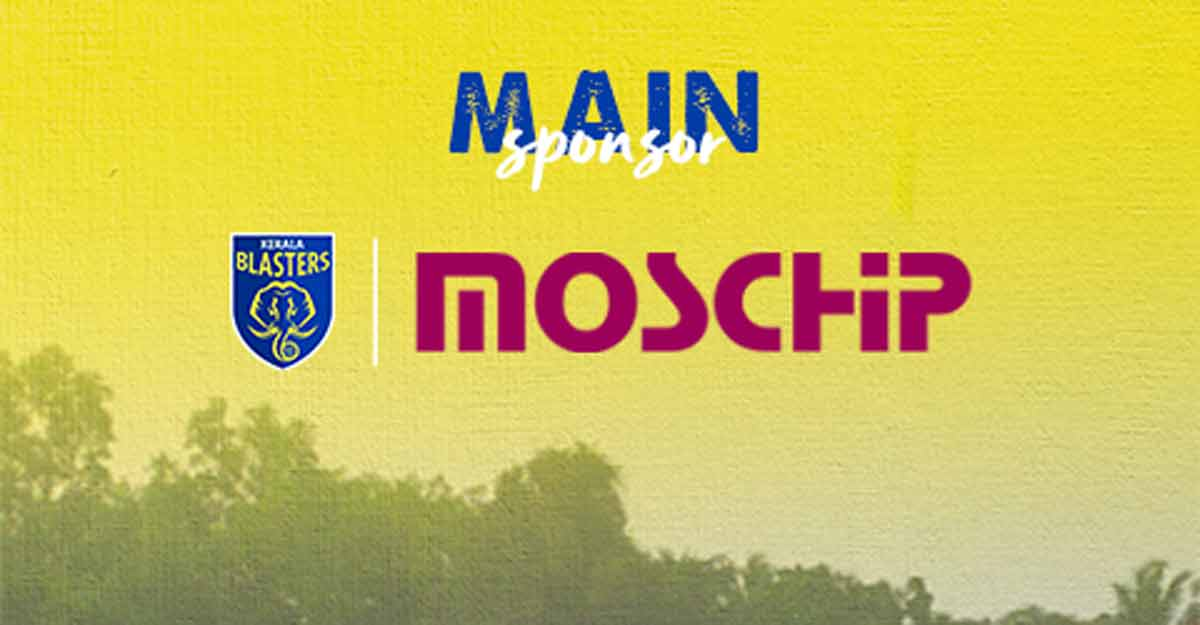 Kerala Blasters rope in MosChip Technologies as main sponsor