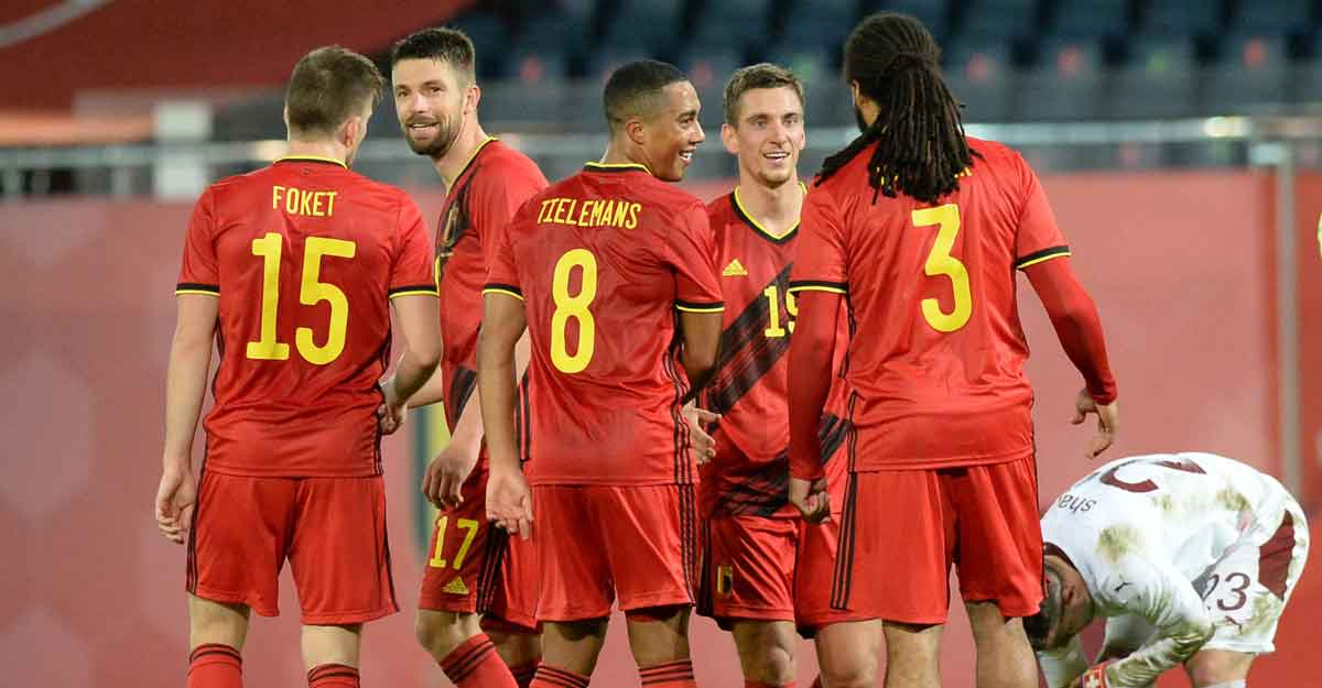 Nations League: Belgium ease to comfortable 2-0 win over England