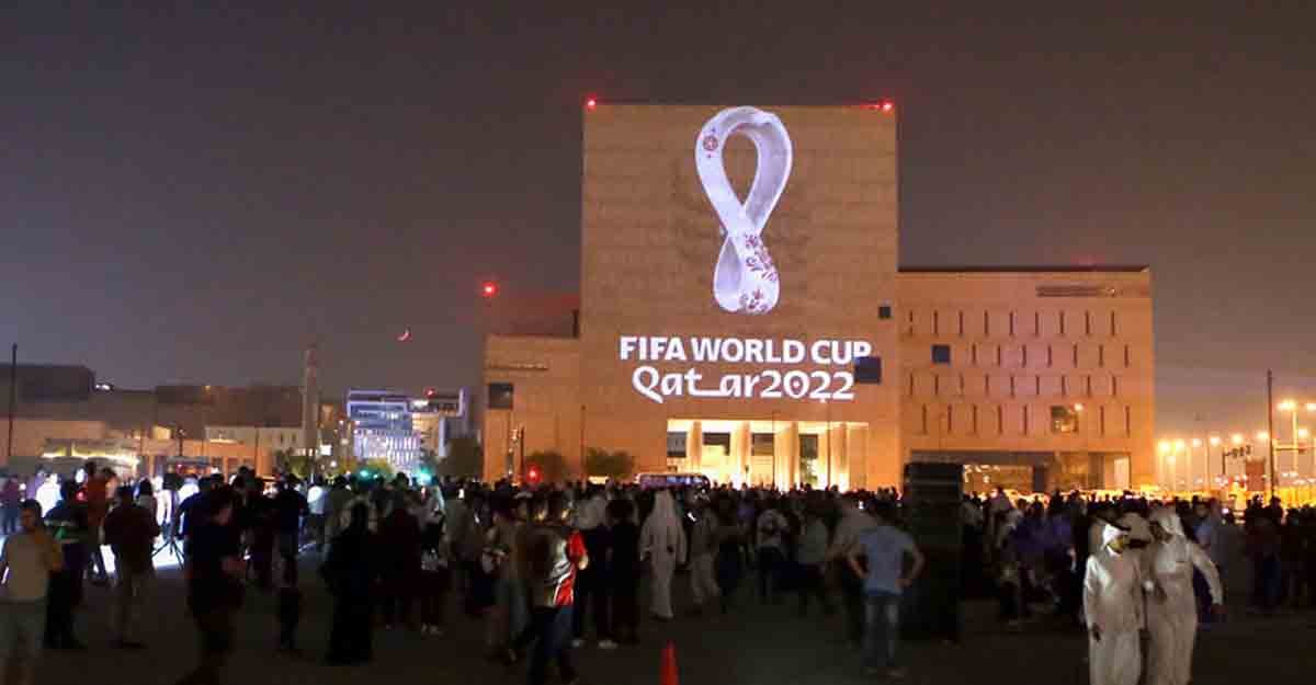 Middle East's first World Cup