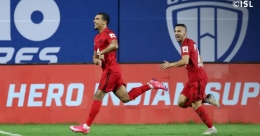 ISL Season 7: NorthEast United down 10-man Mumbai City