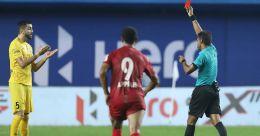 ISL Season 7: AIFF  Disciplinary Committee warns Ahmed Jahouh