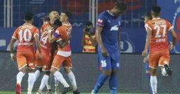 ISL Season 7: FC Goa rally to hold Bengaluru FC