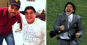 Maradona's one-time driver from Malappuram remembers him fondly